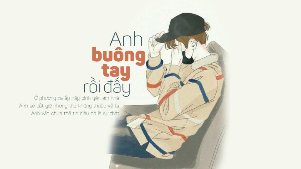 anh buong tay roi day