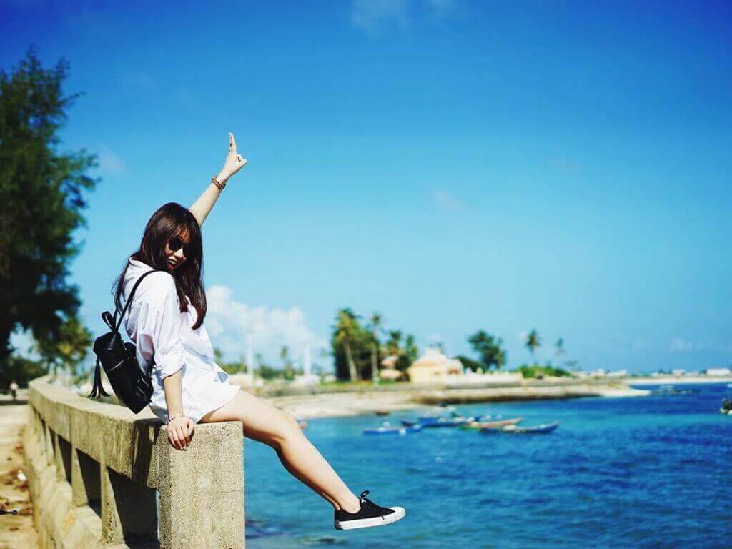 Con gái có thể đi du lịch một mình thì họ sẽ là một người hạnh phúc