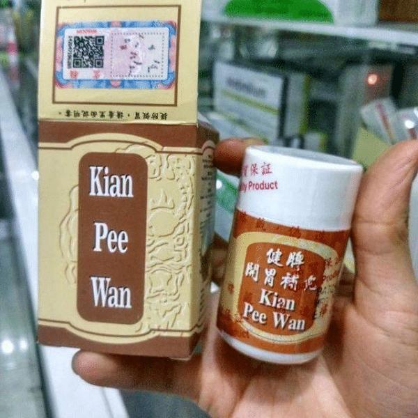 Thuốc tăng cân Kian Pee Wan Malaysia