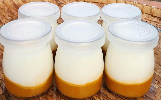 Góc cảnh báo: Sữa chua làm theo cách này không dành cho người muốn giảm cân, chỉ hợp với những chị em muốn ăn ngon mà không quan tâm cân nặng thôi! - Ảnh 4.