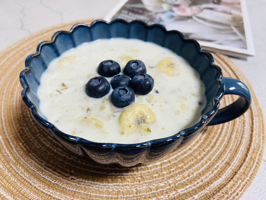 Chè chuối yến mạch – món ăn giảm cân mát lành cho bữa tối - Ảnh 7.