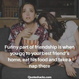 stt về tình bạn hài hước