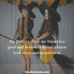 câu nói hài hước về tình bạn